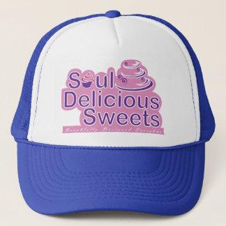 精神のおいしい菓子の紳士のトラック運転手の帽子 キャップ