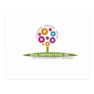 精神のインスピレーション株式会社の青年開発計画 ポストカード