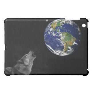 精神のオオカミの惑星 iPad MINIケース