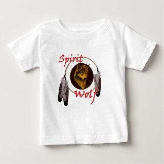精神のオオカミ ベビーTシャツ