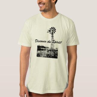 精神のノースダコタのワイシャツを発見して下さい Tシャツ