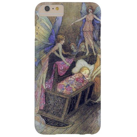 精神のベビーの子守唄のWarwick Gobleのファインアート Barely There iPhone 6 Plus ケース