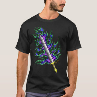 精神の剣 Tシャツ