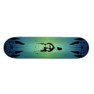 精神の歩行者3のスケートボード 18.1CM オールドスクールスケートボードデッキ
