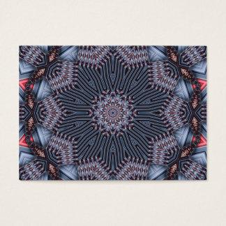 精神の車輪の芸術家のトレーディングカード • ACEO 名刺
