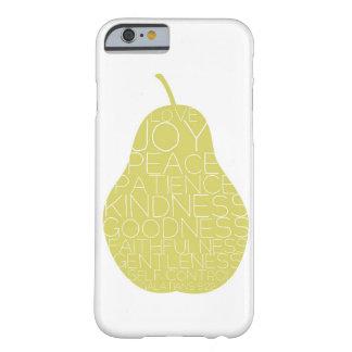 精神のiPhone6ケースのフルーツ Barely There iPhone 6 ケース