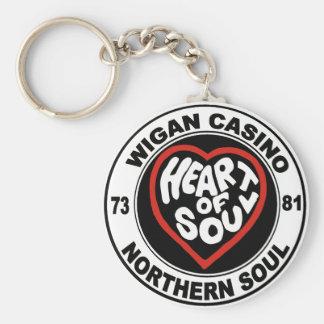 精神のWiganの北のカジノ キーホルダー