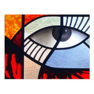 精神への窓 ポストカード