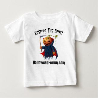 精神を保つこと ベビーTシャツ