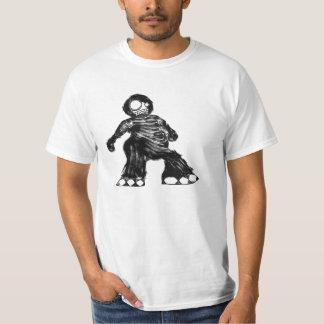 精神分析のサル Tシャツ