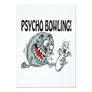 精神分析のボーリング カード
