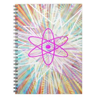 精神力: 太陽エネルギーの芸術的なデザイン ノート