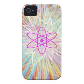 精神力: 太陽エネルギーの芸術的なデザイン Case-Mate iPhone 4 ケース