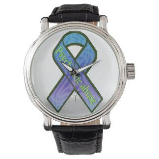 精神医学の乱用の認識度の腕時計 ウオッチ