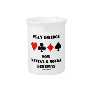 精神及び社会的利益のための演劇橋 ピッチャー