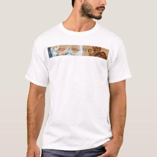 精神異常の歌 Tシャツ