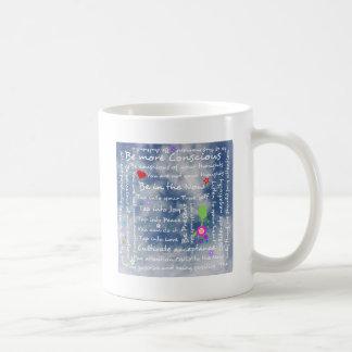 精神的で前向きな断言 コーヒーマグカップ