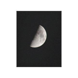精神的な半月のキャンバスのプリント キャンバスプリント