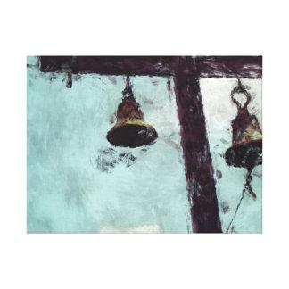 精神的な鐘 キャンバスプリント