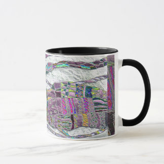 精神的地図:  糸 マグカップ
