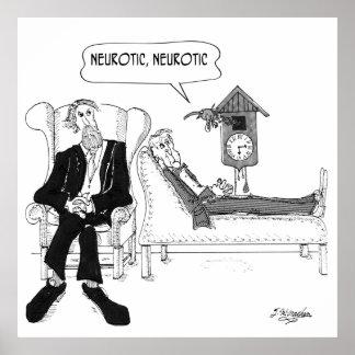 精神科医の漫画2199 ポスター