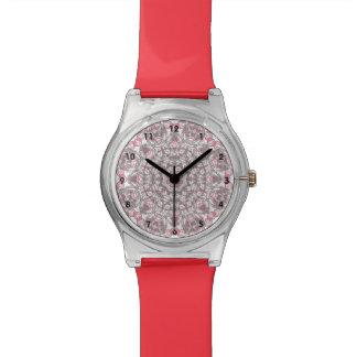 精神落書き 腕時計