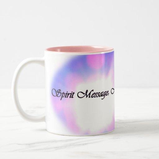 精神|メッセージ:|奇跡|出来事|マグ コーヒーマグ