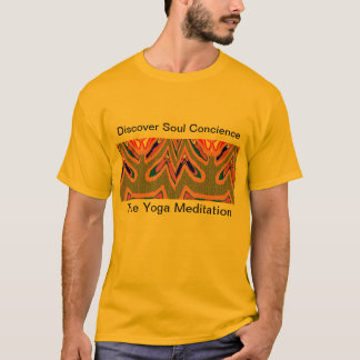 精神Concienceを発見して下さい Tシャツ