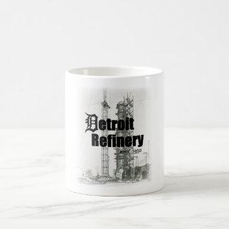 精製所の人生のマグの歴史の授業 コーヒーマグカップ