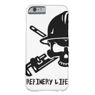精製所の人生の電話箱 BARELY THERE iPhone 6 ケース