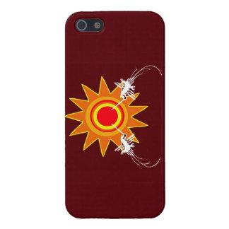 精通したハチドリの日曜日iPhone5の場合 iPhone 5 Case