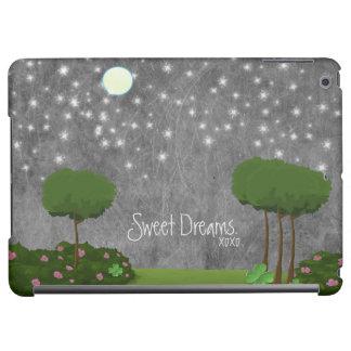 精通した無光沢のiPadのエア甘美な夢-夜--を包装して下さい