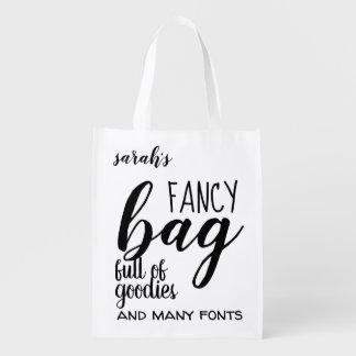 糖菓の引用文のエコバッグの十分のファンシーなバッグ エコバッグ