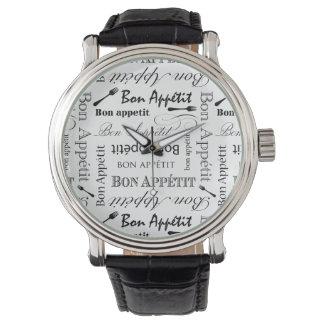 糖菓のAppetitのクラシックパターン 腕時計