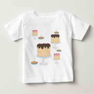 糖菓 ベビーTシャツ
