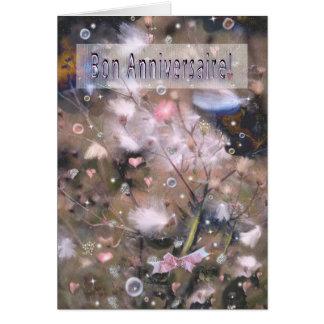 糖菓Anniversaire! カード