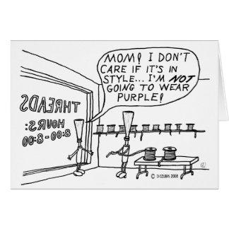 糸の店 カード