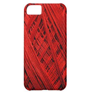 糸の美しい勾配のデジタル芸術によってはFlorが開花します iPhone5Cケース