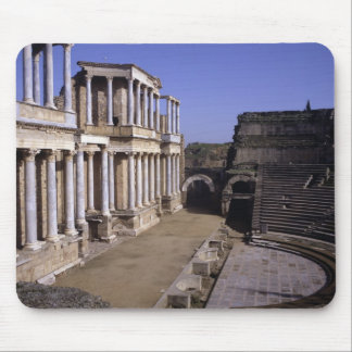 紀元前に始まる劇場の眺め24 (写真) マウスパッド