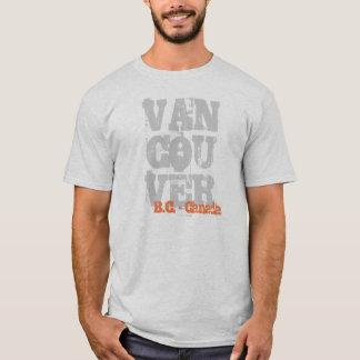 紀元前のバンクーバーカナダ Tシャツ