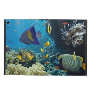 紅海、エジプトの珊瑚そして魚 iPad AIRケース