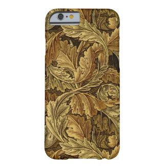 紅葉のウィリアム・モリスパターン BARELY THERE iPhone 6 ケース