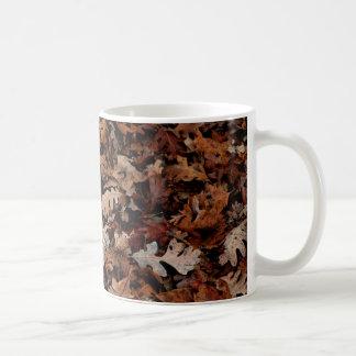 紅葉のマグ コーヒーマグカップ