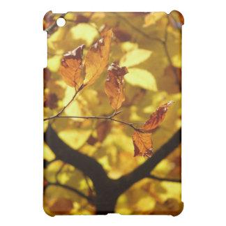 紅葉の写真のプリント iPad MINI CASE