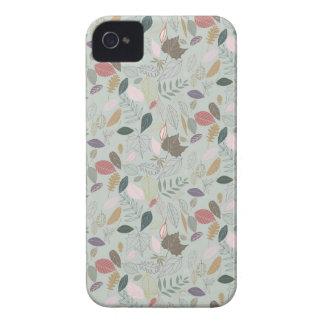 紅葉の朝の霧 Case-Mate iPhone 4 ケース