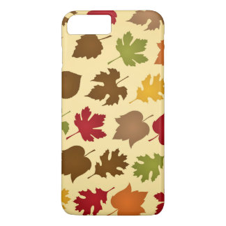 紅葉パターン iPhone 8 PLUS/7 PLUSケース