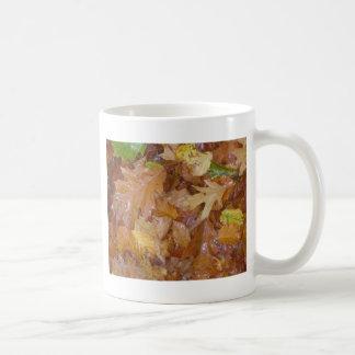 紅葉 コーヒーマグカップ