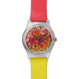 紅葉 腕時計