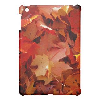紅葉、自然、冬、秋 iPad MINI CASE