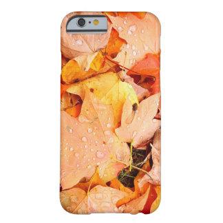 紅葉 BARELY THERE iPhone 6 ケース